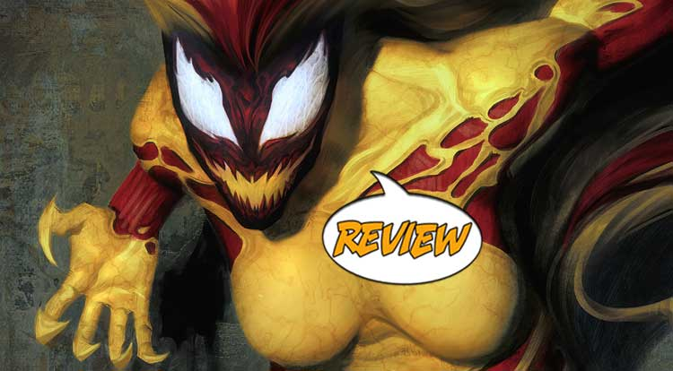 Scream: Curse of Carnage #1 Review