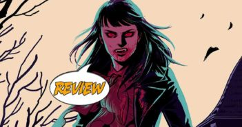 Vampironica: New Blood #1 Review