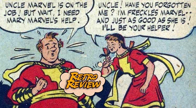 Wow Comics #35 Review
