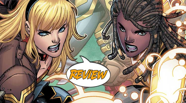 Young Justice #11 Review