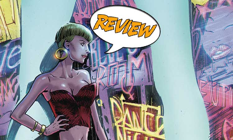 Heist #2 Review