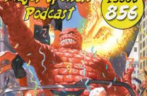 Major Spoilers Podcast #856: Astro City: First Family