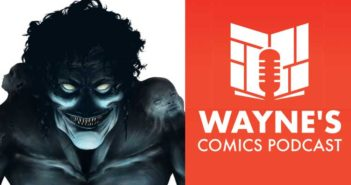 Wayne Hall, Wayne's Comics, Brett Murphy, Legacy Comics, Legacy Presents Tales of Horror, Kickstarter, Philadelphia, zombies, Dark Knight Before Christmas, Santa Claus, Alfred, Batman,