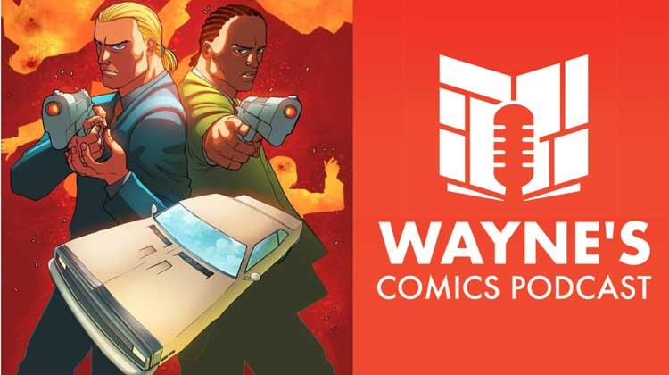 Wayne's Comics Podcast #414: Interview with Travis Gibb