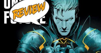Once and Future #5 Review