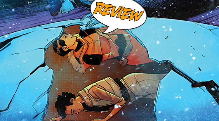 Outpost Zero #14 Review