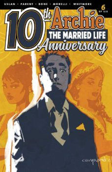 Archie: The Married Life 10 Anniversary #6