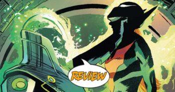 Batman Beyond #40 Review