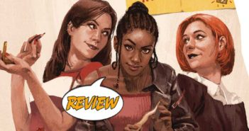 Buffy The Vampire Slayer #11 Review