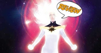 Captain Marvel: The End #1 Review
