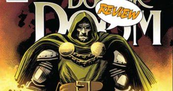 Doctor Doom #4 Review