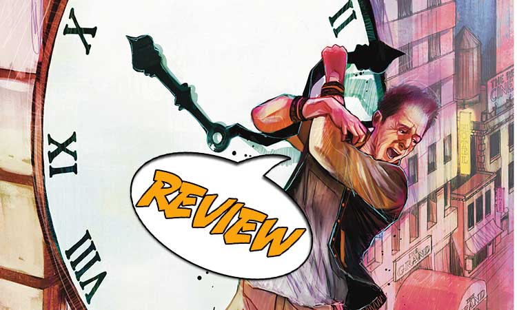 Dying is Easy #2 Review