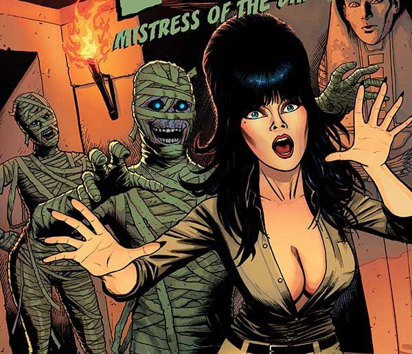 Elvira Mistress of the Dark #11