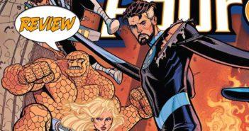 Fantastic Four #18 Review