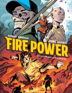 Fire Power Volume 1 Prelude