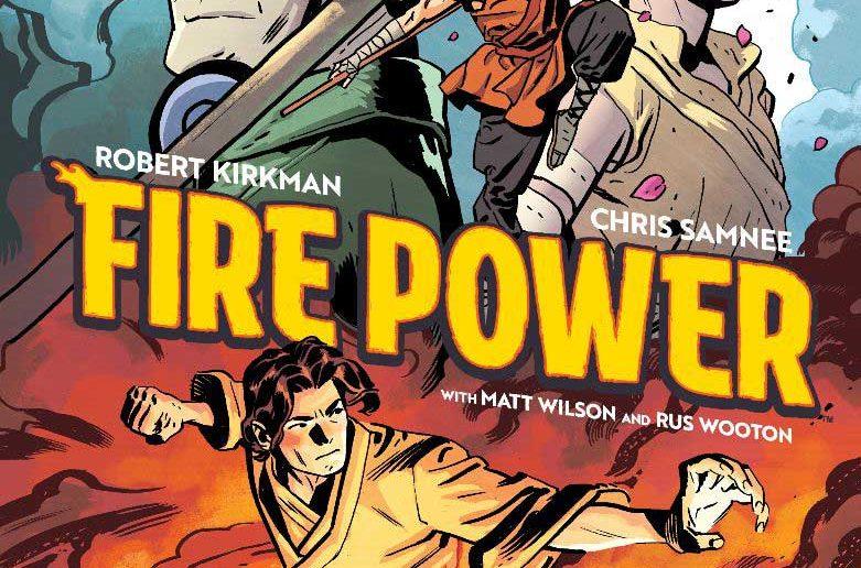 Fire Power Volume 1 Prelude