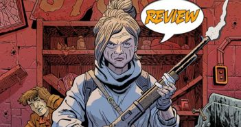 Firefly: The Outlaw Ma Reynolds #1 Review