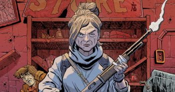 Firefly: The Outlaw Ma Reynolds #1