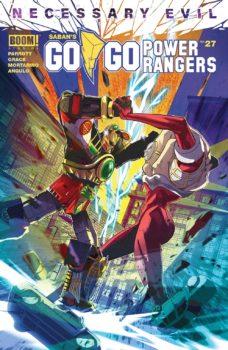 Go Go Power Rangers #27
