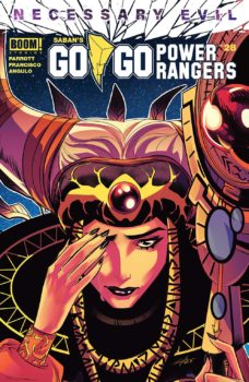 Go Go Power Rangers #28