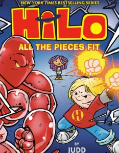 Hilo #6: All the Pieces Fit