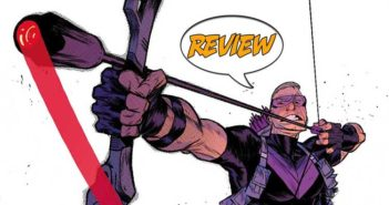 Hawkeye: Freefall #1 Review