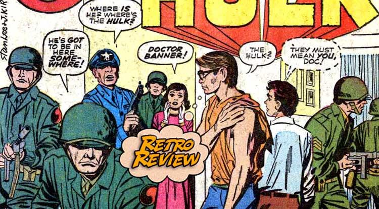 Incredible Hulk #1 Review