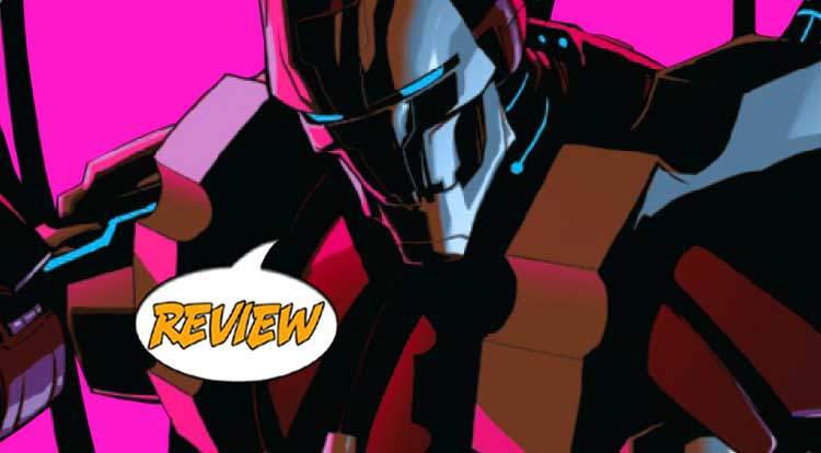 Iron Man 2020 #1 Review