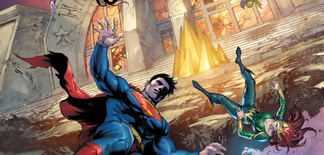 Justice League #39