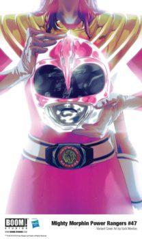 Mighty Morphin Power Rangers #47