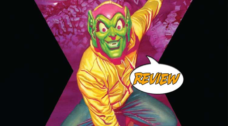 Marvels X #1 Review