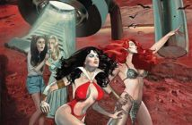 Red Sonja and Vampirella meet Betty and Veronica #8