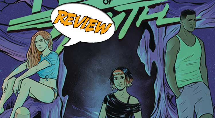 Relics of Youth #4 Review