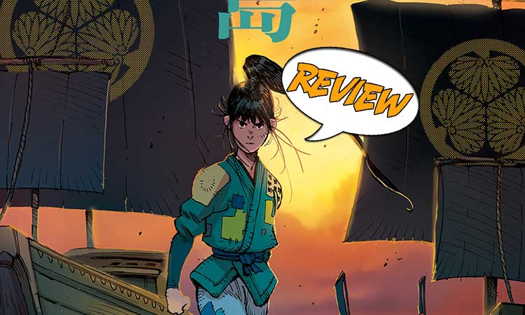 Ronin Island #9 Review