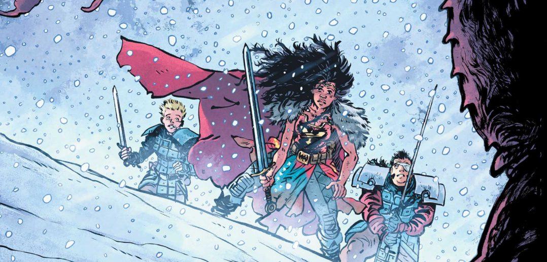 Wonder Woman Dead Earth #2