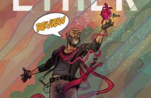 Ether: The Disappearance of Violet Bell #5 REview