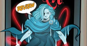 Ghosted in LA #7 Review