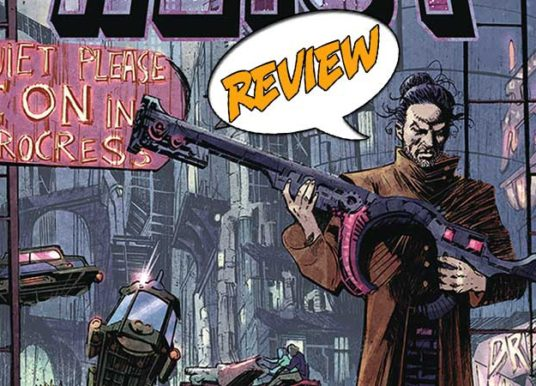 Heist, Or How To Steal A Planet #3 Review