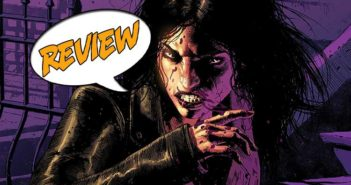 Jessica Jones Blind Spot #1 Review