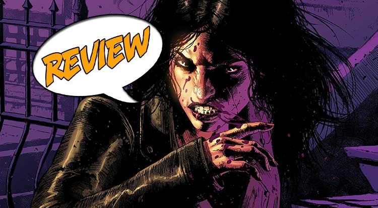 Jessica Jones Blind Spot #1 Review