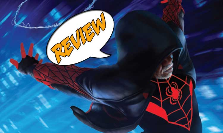 Miles Morales The ENd #1 Revie
