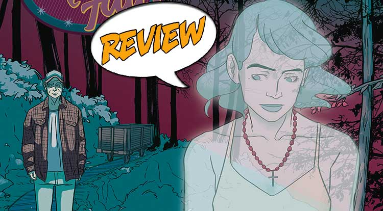 Ruby Falls #4 Review