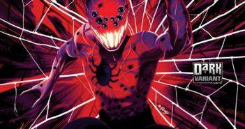 Marvel Dark Variant Covers