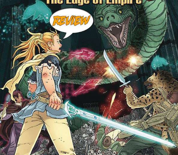Adventure Finders Edge of Empire #5 Review
