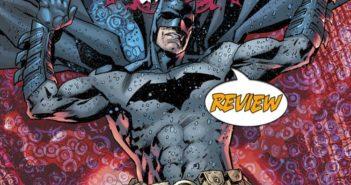 Batman's Grave #5 Review