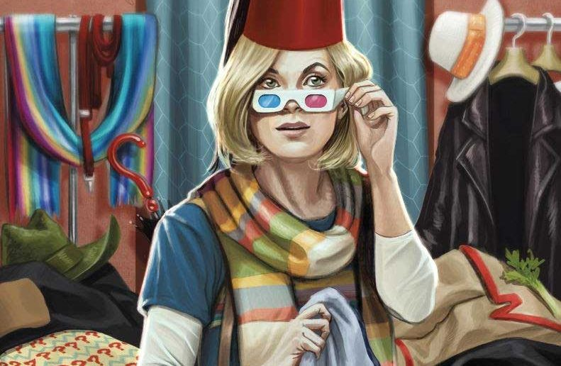 Doctor Who The Thirteenth Doctor Season Two #2