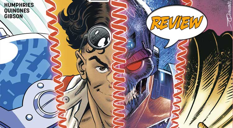 Dial H For Hero #11 Review