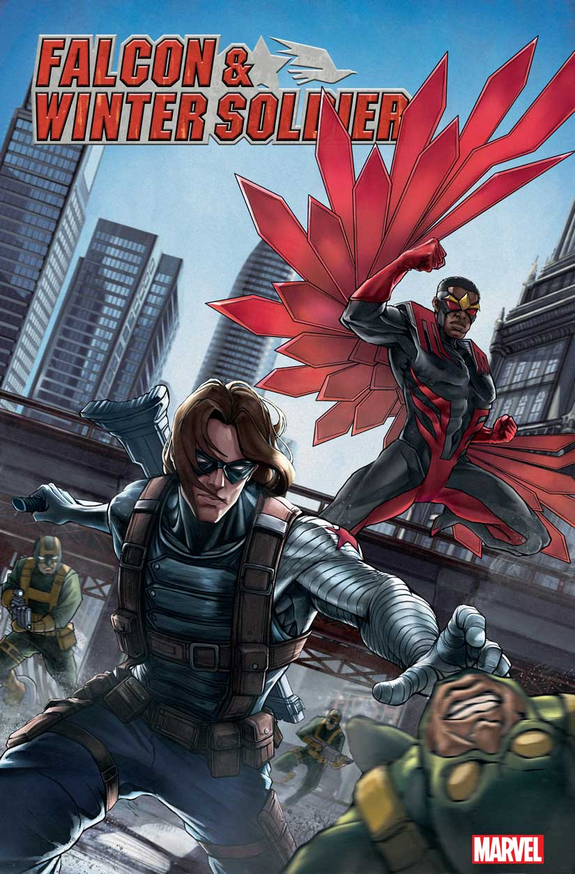 Falcon and Winter Soldier