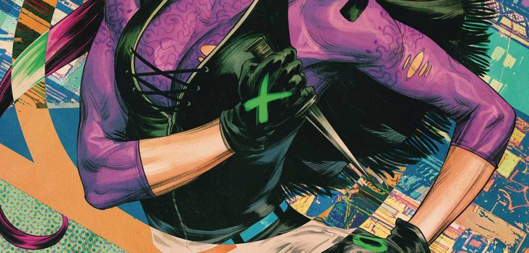 Punchline Batman #92 Variant Cover