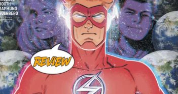Flash Forward #6 Review